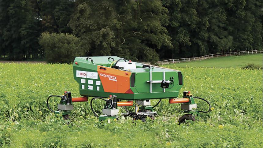Robot agritech